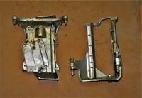CI1K19917 Mercury 500 50 HP Top Cowl Support Brackets PN 52899 Fits 1965-1974