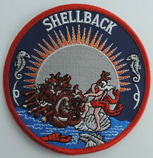 U.S Navy Shellback Patch