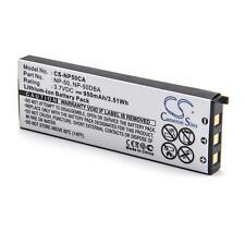 Akku Batterie 950mAh für Casio Exilim NP-50, NP-50DBA