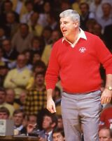Indiana Hoosiers Coach BOBBY KNIGHT Glossy 8x10 Photo College Basketball Print