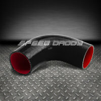 """SILICONE ELBOW COUPLER 1 1//2/"""" 1.5/"""" BLUE Race 5 PLY 90 DEGREE INTAKE TURBO MBS"""