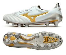 Mizuno Men Morelia Neo II MD Cleats White Soccer Football Spike Boot P1GA205350