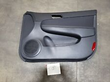 NEW OEM TRIM DOOR PANEL FRONT RIGHT HYUNDAI ELANTRA TOURING 09-12 CLOTH BLACK