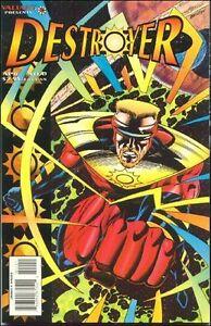 DESTROYER   [ Valiant  -  Apr  1995 }    ##0  [Direct Market Edition]