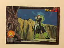 Dragon Ball Z Skill Card Collection N60