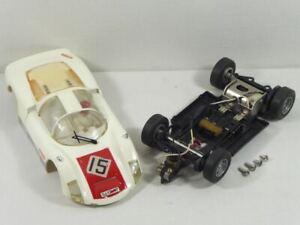 "Carrera 124 Porsche C6 Bausatz 1. Version ""restauriert"" Nr.41601 TOP! (F7500)"