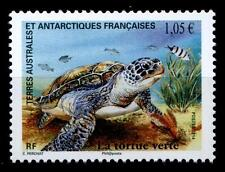 Schildkröten. Suppenschildkröte. 1W. TAAF 2014