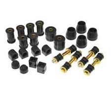 Prothane TOTAL Suspension Bushing Inserts For 79-83 Nissan Datsun 280ZX (BLACK)