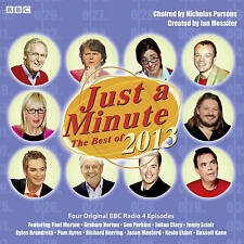 Just A Minute: The Best Of 2013 [Audio CD]