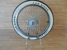 """New 20""""in. Lowrider Bicycle Continental Kitwith Spare 16"""" Wheel and Tire"""