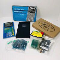 The Educator: Overhead Calculator TI Math Explorer Companion w/accessories (C)