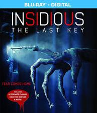 Insidious: The Last Key (Blu-ray Disc. 2018)