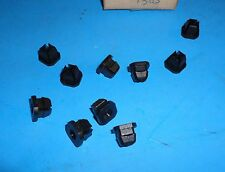 10 1969 chevrolet grill nuts nos from gm dealer curtis