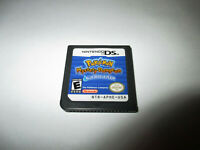 Pokemon Mystery Dungeon Blue Rescue Team (Nintendo DS) Lite DSi XL 3DS 2DS Game