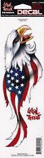 Aufkleber Set Modell USA Eagle Flag rechtsseitig 20,0 x 6,5 cm