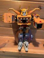 Transformers Armada Unicron Supreme Class Figure Incomplete