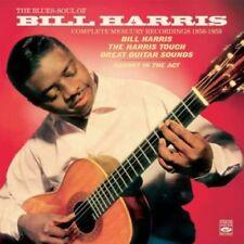 Bill Harris - The Blues-Soul The Complete Mercury Recordings 1956-1959  2cd