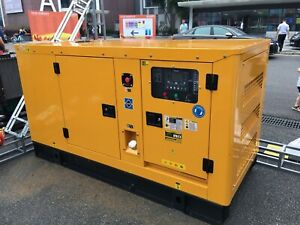 New 30Kw Auto Diesel Power Generator in Ghana,Liberia and Cote d'Ivoire Africia