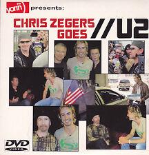Chris Zegers-Goes U2 Promo DVD