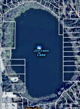 43.37 Acre Wooded Land w/ Lake Gainesville FL Area Foreclosure Opportunity Sale!