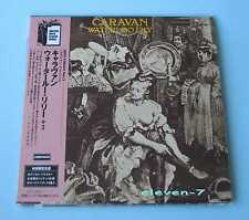 CARAVAN Waterloo Lily +3 JAPAN mini lp cd  brand new & still sealed