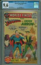 WORLD'S FINEST COMICS #210 CGC 9.6 WHITE PAGES
