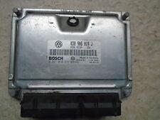 2003 VW SHARAN GALAXY 1.9 TDI AUY 115BHP ENGINE ECU 038906019J 0281010216