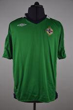 Irlanda del Nord 2006/2008 KIT HOME FOOTBALL SHIRT JERSEY