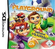 EA Playground -menu et Jeu en FRANCAIS  NINTENDO DS [import allemand]  - NEUF -