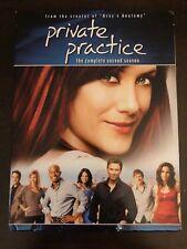 Private Practice: Season 2, 6-disc DVD set LIKE NEW