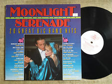 Various ‎– Moonlight Serenade - 20 Great Big Band Hits - LP