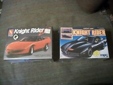 Mpc Knight 2000 From The Television Show Knight Rider Model Amt Knight Rider2000