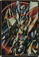 (100)YuGiOh Standard Size Sleeve Black Luster Soldier Card Sleeves 100 pieces