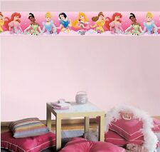 Disney Princess Pink Dream Peel & Stick 5 Wall Border Sticker Mural RoomMates