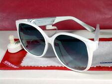 Retro Vintage Style Portable FM IC Radio Fashion Sunglasses WHITE, NOS