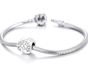 Tree of Life Charm Bead for European Charm Bracelet or Necklace