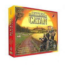The Settlers of Catan 4th Edition Boardgame by Mayfair Games
