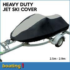 Jet Ski Cover Medium 2.5m-2.9m For Sea Doo Yamaha Kawasaki Wave Runner JetSki