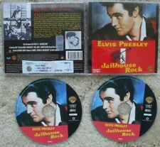 ELVIS PRESLEY - MEGA RARE Jailhouse Rock in COLOUR - 2 VCD SET - MALAYSIA - 2002