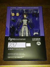Max Factory Figma 237 Kusanagi Motoko : S.A.C. Version Ghost In The Shell Figure