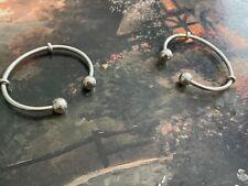 open bangel bracelets pandora small (6.3)