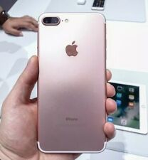 Apple iPhone 7 Plus - 128GB - (Unlocked)  - Rose Gold - Excellent Condition