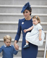 Catherine, Duchess of Cambridge and Prince George UNSIGNED photograph - H5797