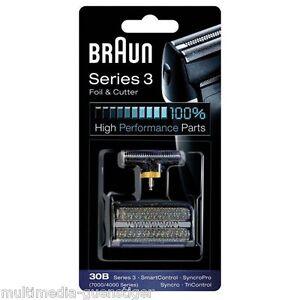 Braun 30B Kombipack 340/310/300/7790/7785/7765/7680/7650/7630/ 7570/ 7540
