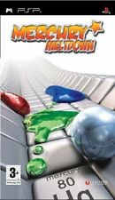 Jeu PSP MERCURY MELTDOWN