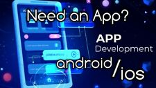App Development for both Android and iOS