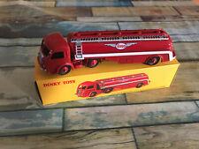 Voiture miniature Camion Semi Remorque Panhard Esso 32C Dinky Toys Atlas