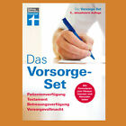 Das Vorsorge-Set - Patientenverfügung - Stiftung Warentest  - 5 Aufl. 2021
