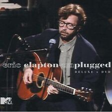ERIC CLAPTON - Unplugged [ÉTENDU & Remasterisé] EDITION DELUXE NOUVEAU CD+DVD