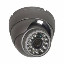 1080P FULL HD TVI 2MP 3.6mm 25 IR LEDs Infrared Ball Dome Camera - MADE IN KOREA